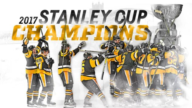 Obhájci Stanley Cupu Pittsburgh Penguins