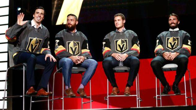 Hráči Vegas Golden Knights