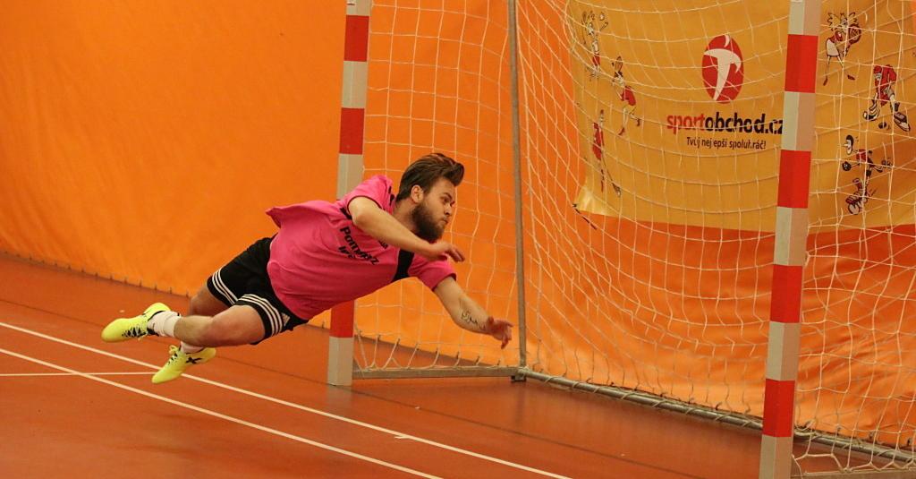 16. ročník futsalového turnaje Praga Cup