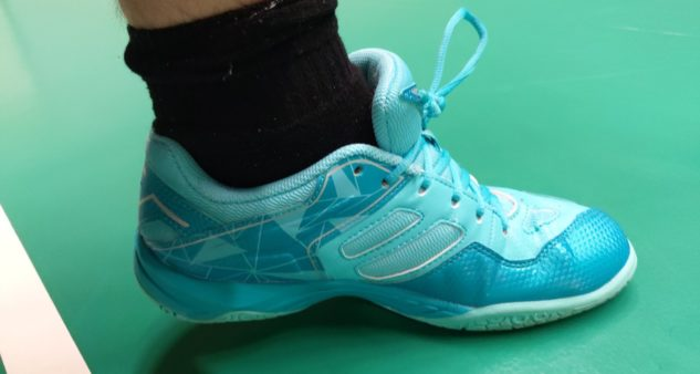 Badmintonové boty Victor A362 RG