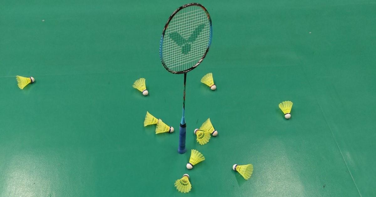 Recenze: badmintonová raketa Victor Auraspeed 70K