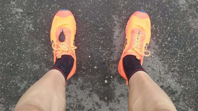 recenze běžeckých bot Salming enRoute 3