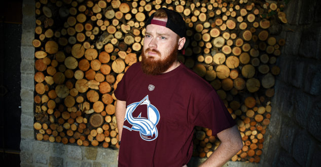 Tričko pro fanoušky Colorado Avalanche