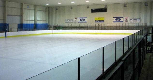 Hokejová hala Úvoz