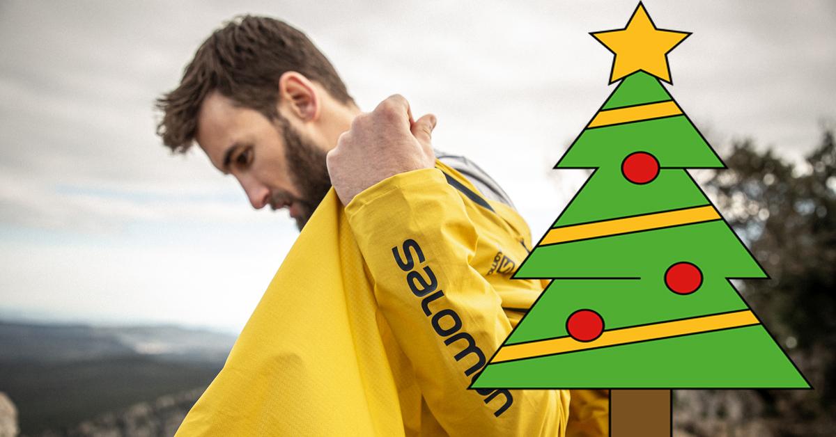 Tipy na vánoční dárky pro běžce