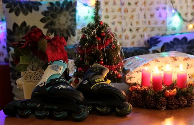 Nové dětské brusle K2 budou skvělým vánočním dárkem
