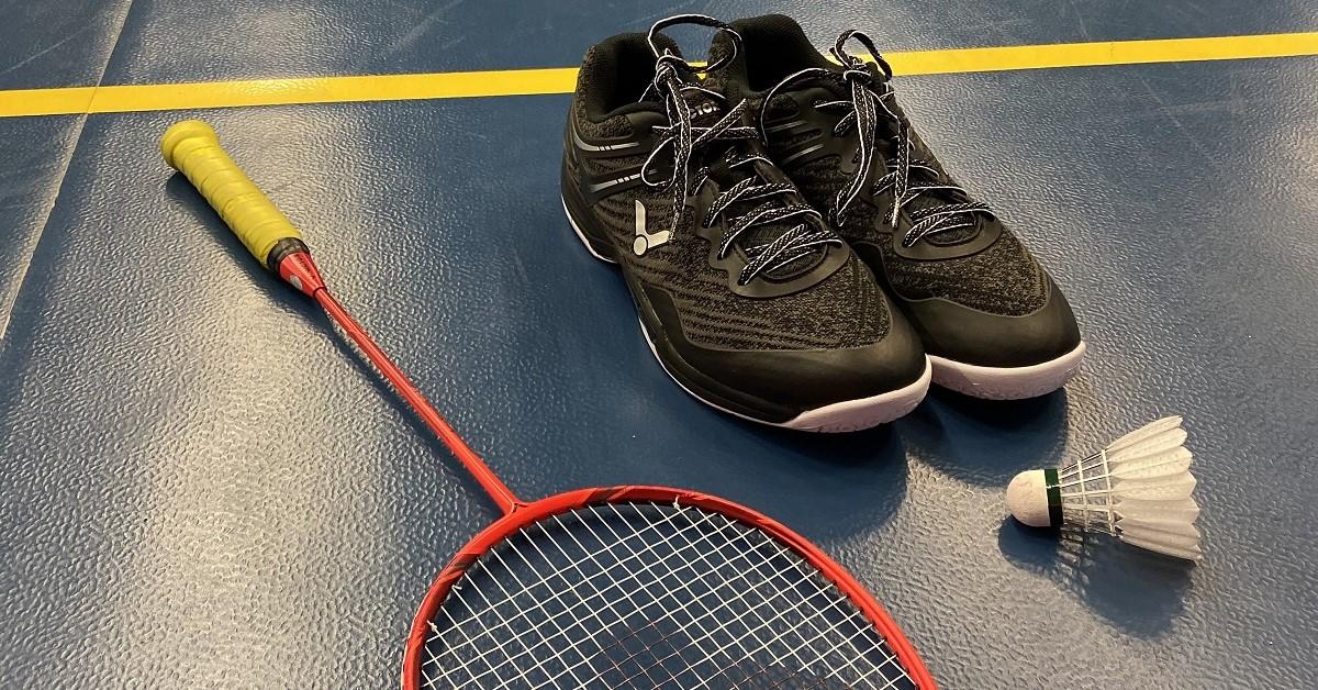 recenze na badmintonové boty Victor A922 Black