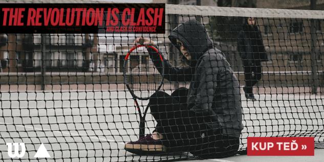 tenisové rakety Wilson Clash