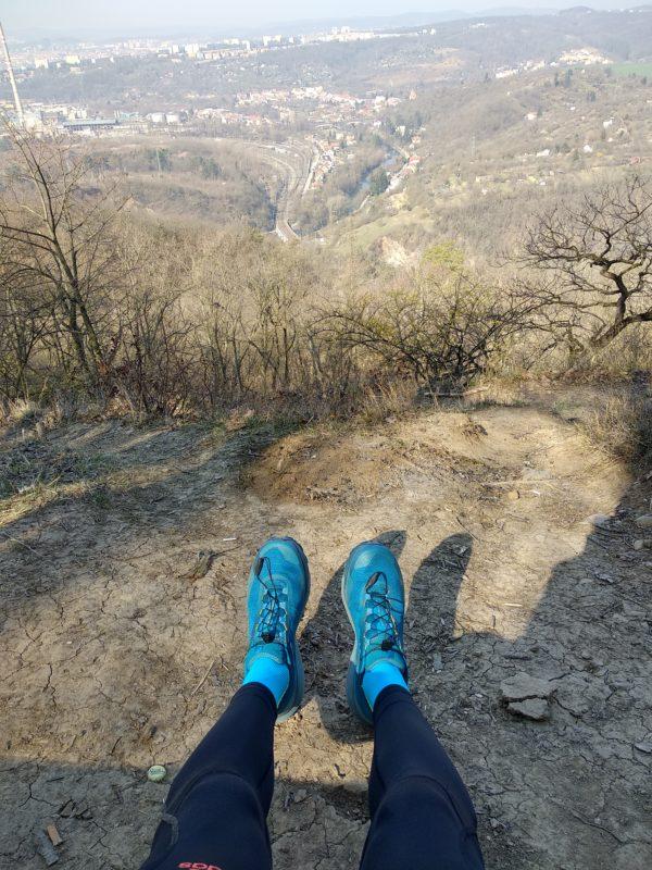 recenze běžeckých bot Salomon Sense Ride 3